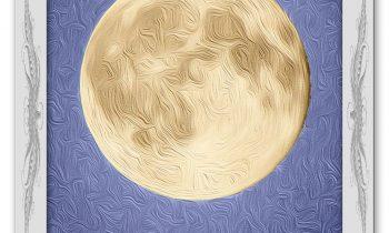 Lenormandkarte Der Mond: Bedeutung & Kombinationen